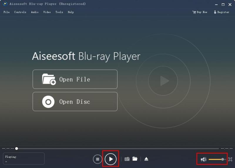 Pause Blu Ray