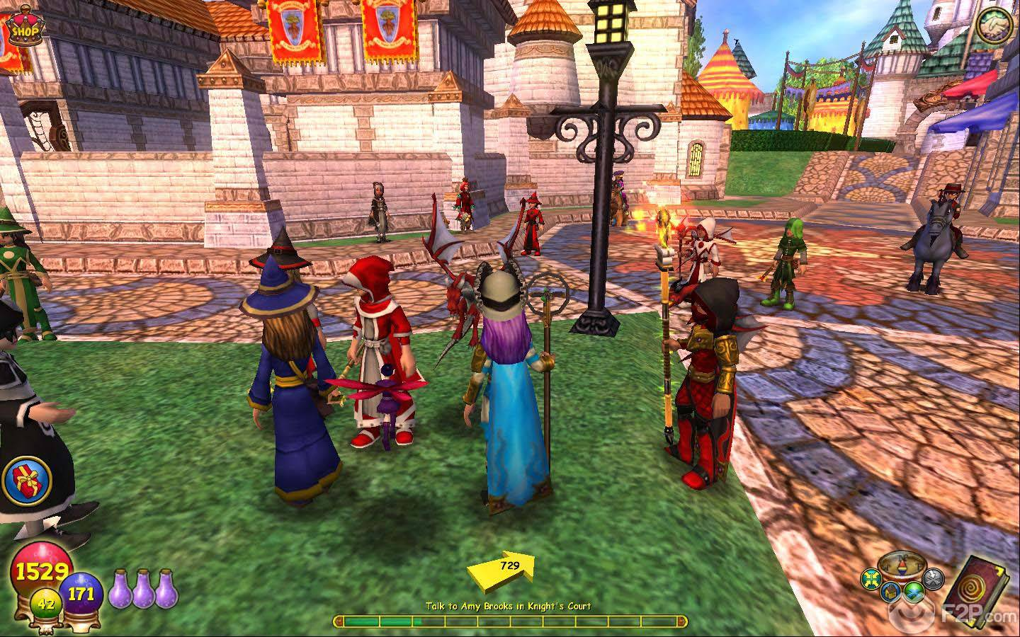 Wizard 101 Screenshots