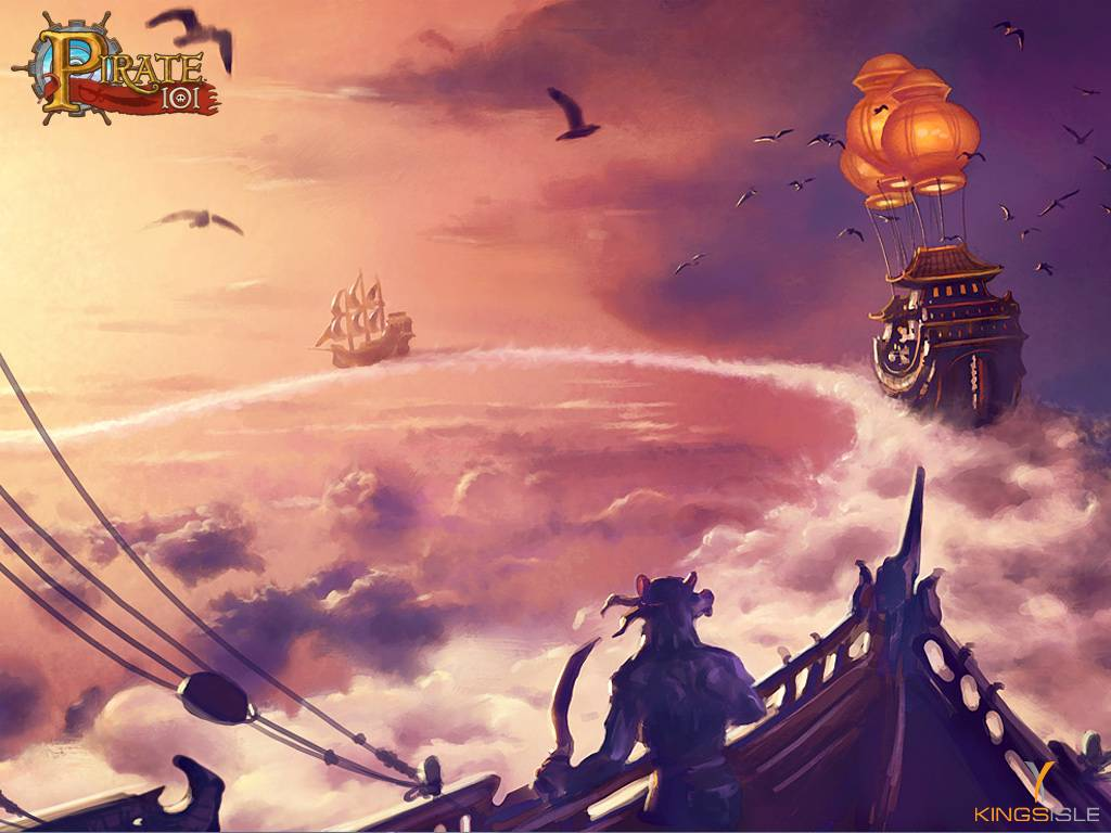 Pirate 101 Wallpapers