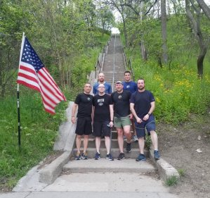 Backblast #163 – Simply Stairs