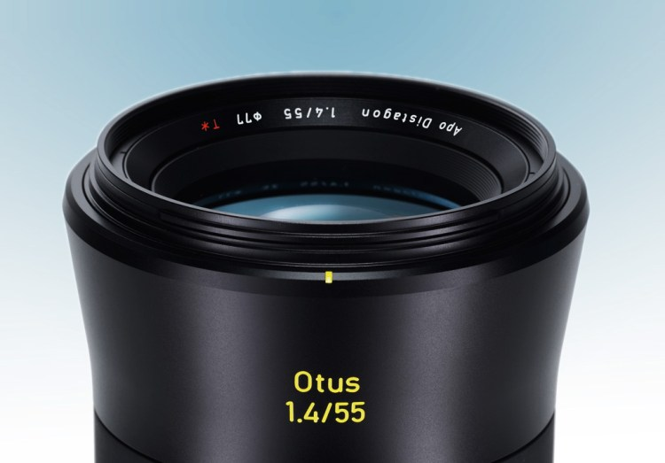 Zeiss Otus 55mm f/1.4