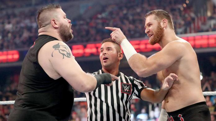 WWE Montreal live results: Kevin Owens vs. Sami Zayn