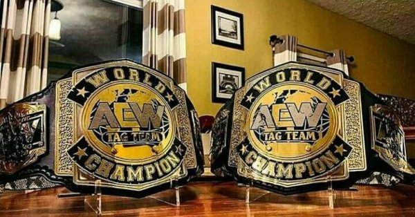 AEW Tag Team title tournament semifinals set for next week