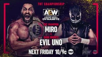 AEW Dynamite IGNITE for 6/11/21