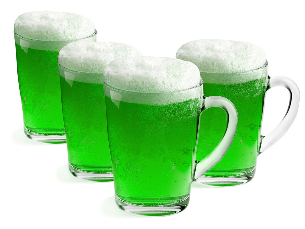 this st patrick s day please respect the beer f5paper com