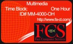 One Hour of Multimedia Services
