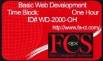 One Hour of Website Development