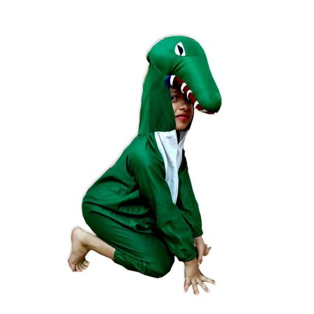 Kids Crocodile Costume Fancy Dress on Rent