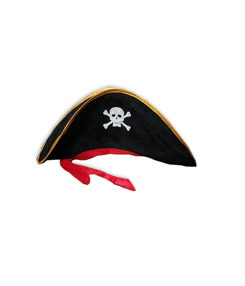 Kids Pirates Cap Accessories and Props on Rent