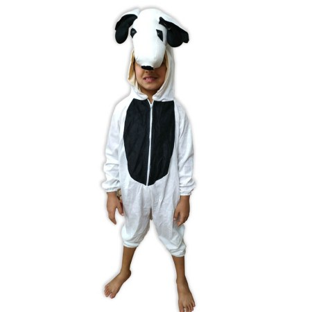Sheep Fancy Dress Costume on Rent.