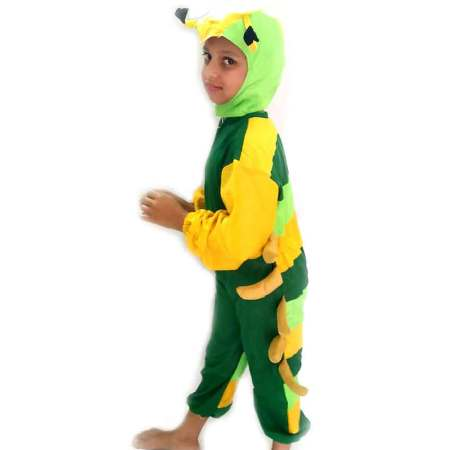 Caterpillar Costume on Rent