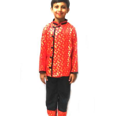 Chinese Boy Costume on Rent