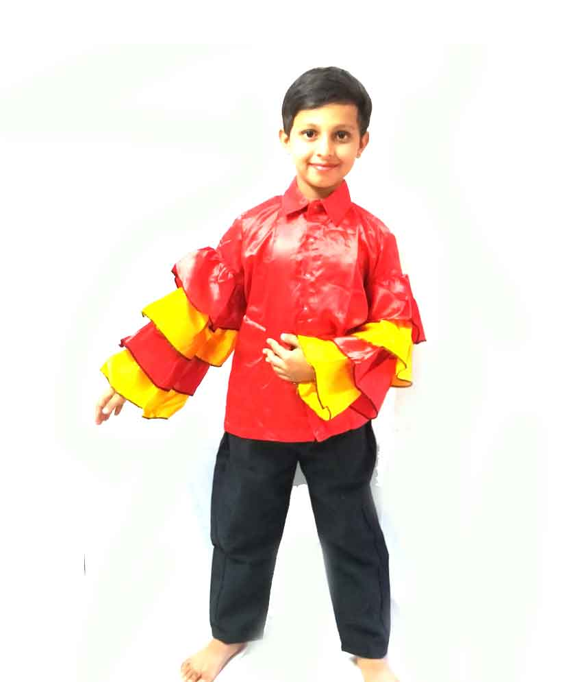 Hire Flamingo Boy Costume | Fancy Dress Costumes on Rent in Pune