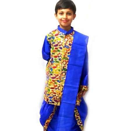Gujrati Sherwani Costume on Rent