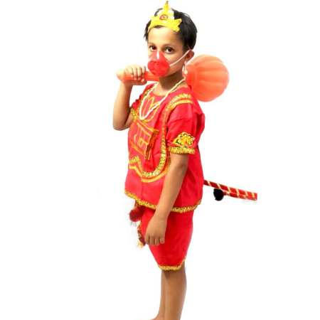 Hanuman ji Costume on Rent