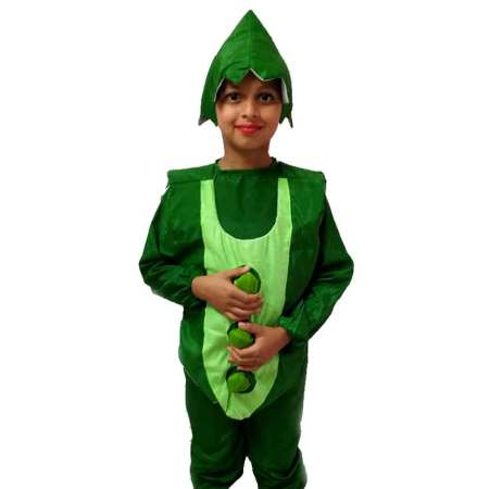 Peas Costume on Rent