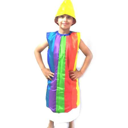 Rainbow Costume on Rent