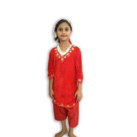 Hire Kashmiri Girl Costume