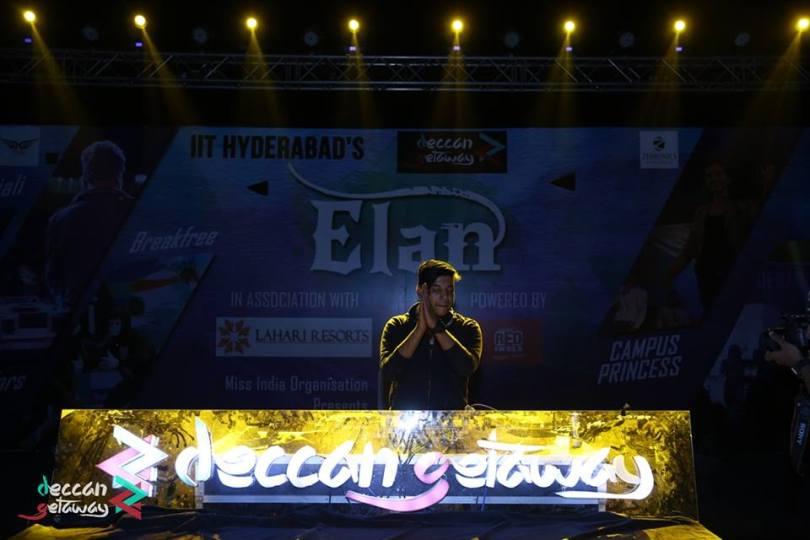 Elam 2016, IIT Hyderbad image 4