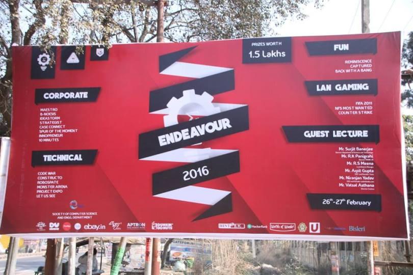 Endeavour 2016 KIET Image 1