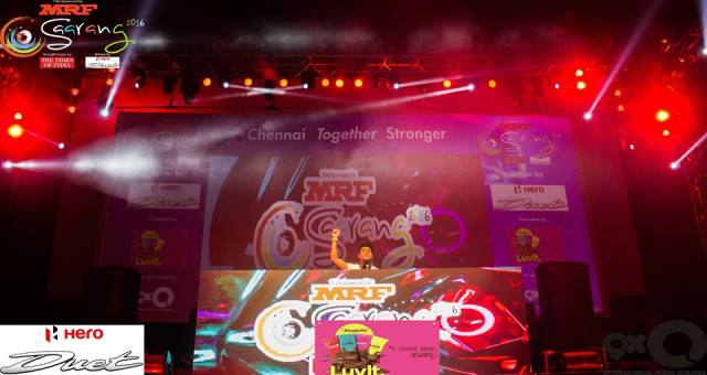 Saarang 2016 IIT Madras Image 5