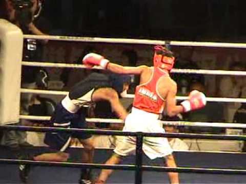Akhil kumar World Championship