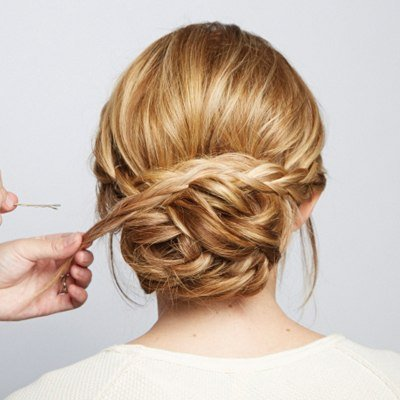 Lauren Conrad Side Braid Hair Tutorial YouTube