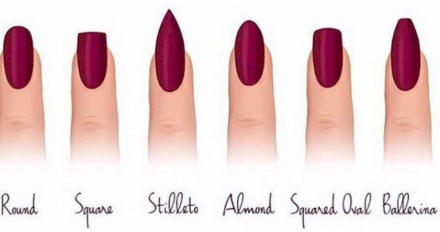 Nail Polish Color Trends For Fall 2014  spring nail colors