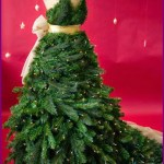 Dress Form Diy Mannequin Christmas Tree Tutorial Video