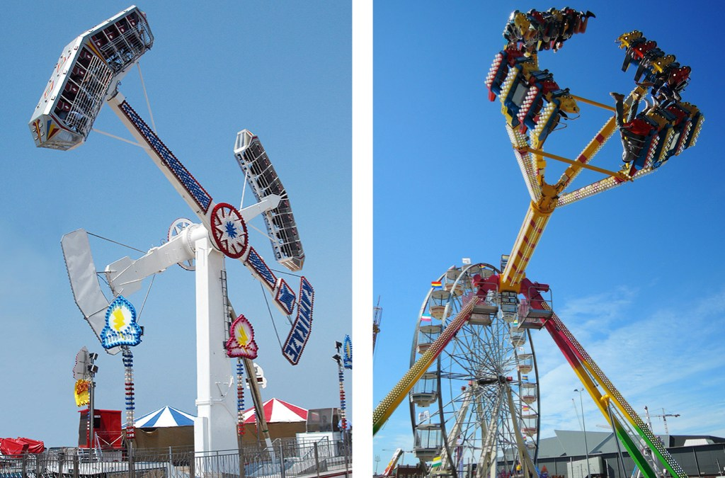 Major Amusement Rides