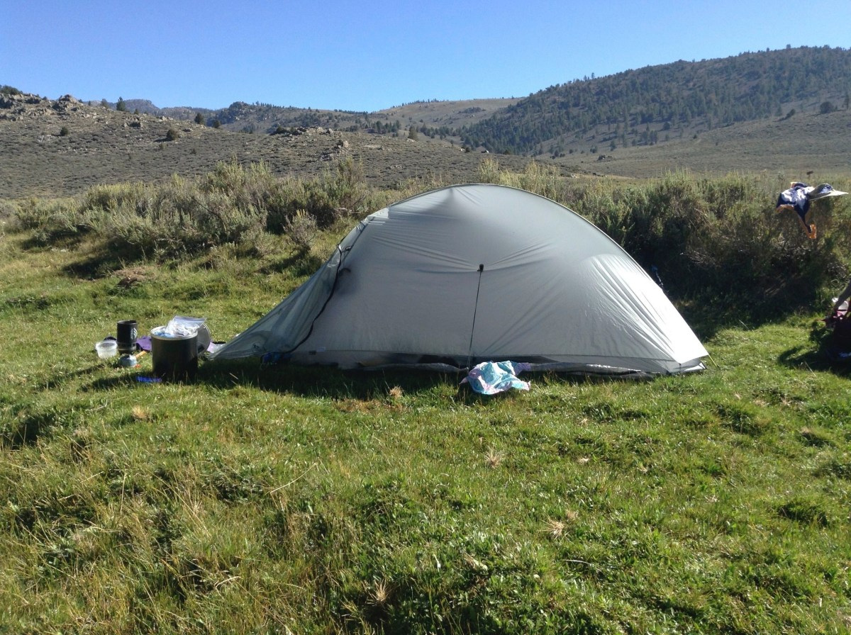 Monache Meadows Camp