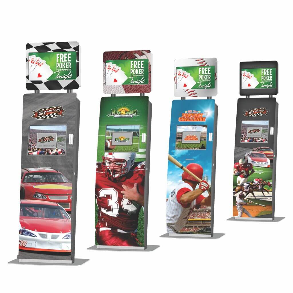 Fantasy Sports Kiosks