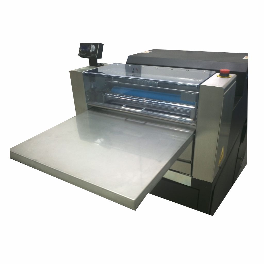 Hand-Feed Table for Roller Coater