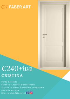 Offerta porta CRISTINA