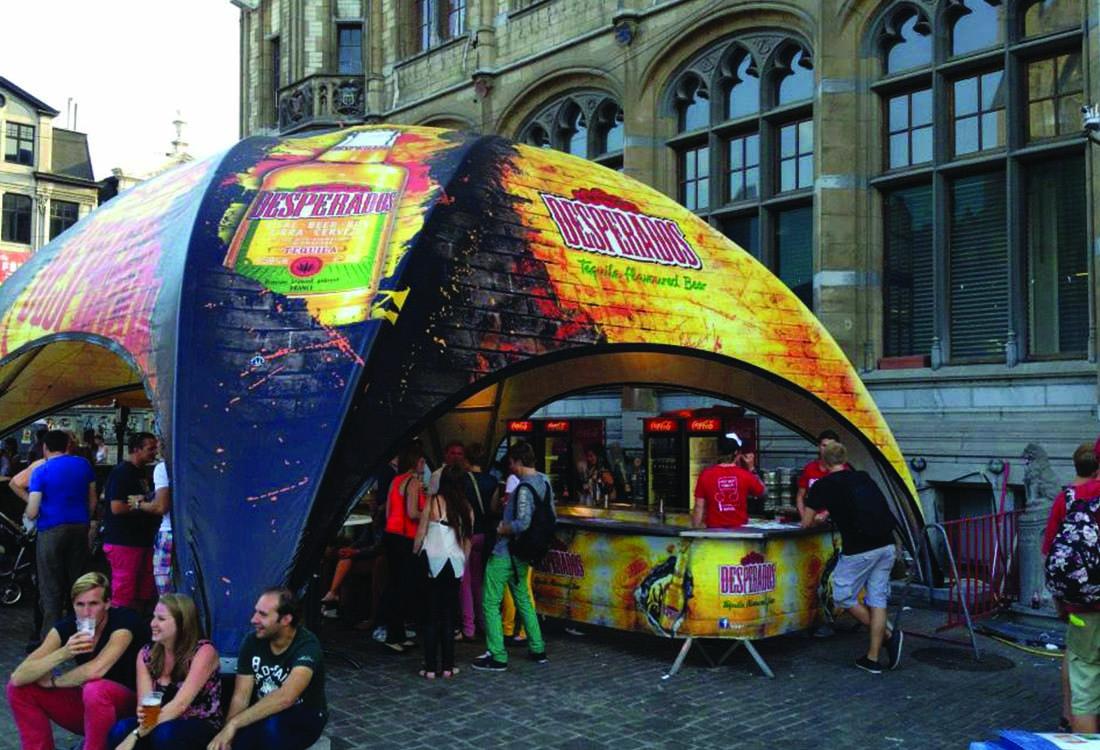 Faber Exposize Desperados Tent