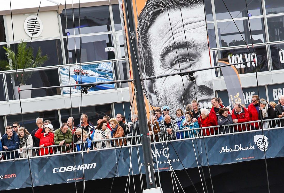 Faber Exposize Volvo Ocean Race