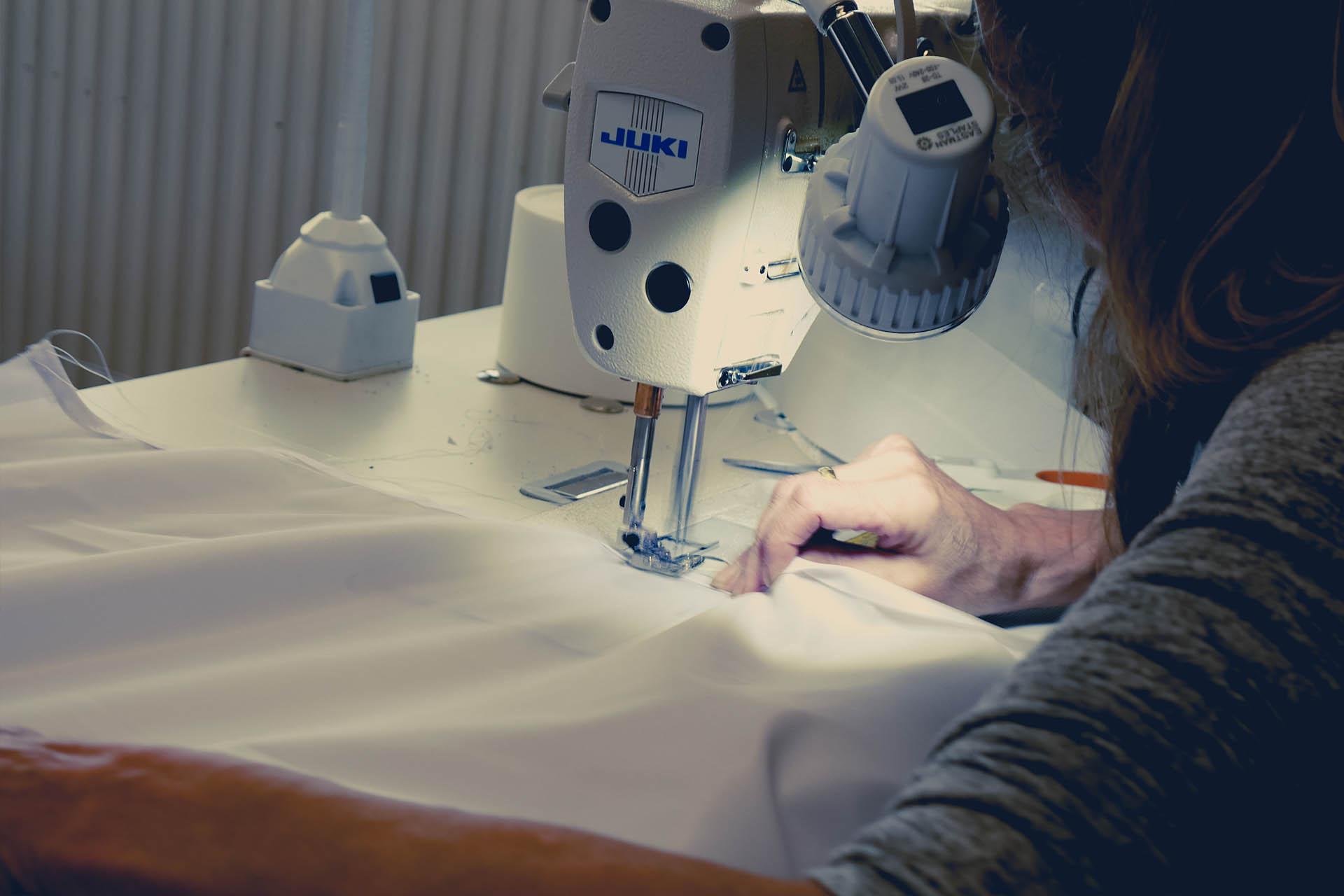 Faber Exposize Sewing & finishing