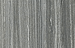 3x12 Polished Bullnose Carbon