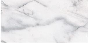 6x12 Carrara Glossy