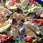 Quick Nicoise Style Salad - Fab Food 4 All