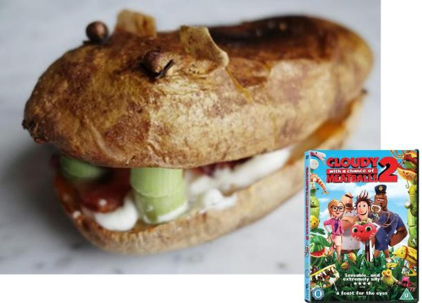 Cloudy 2 - Hippotato Recipe