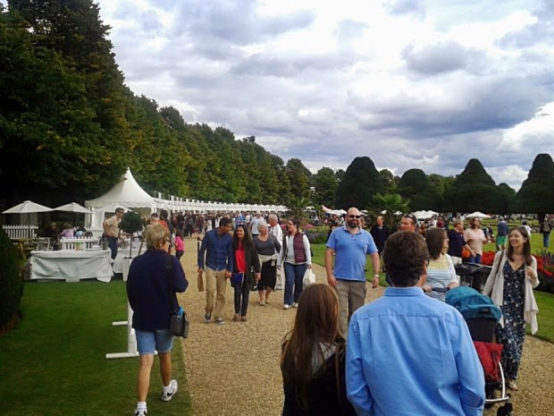 BBC Good Food Festival Hampton Court, 2014