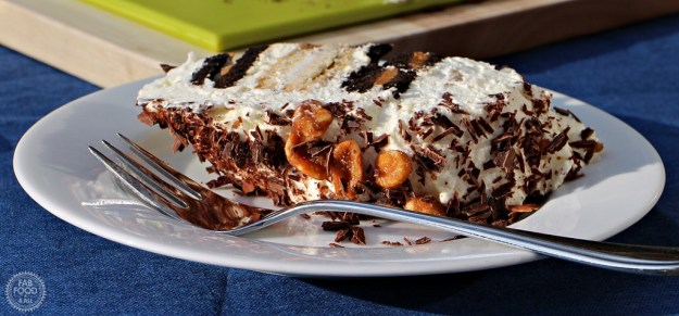 Peanut Butter & Golden Oreo Pudding - Fab Food 4 All