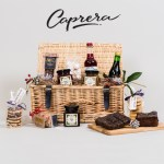 Win a Caprera Flavours of Christmas Gift Hamper - Fab Food 4 All
