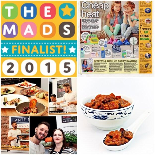 Fab Food 4 All 2015 Highlights + 30 Food Bloggers Most Popular Recipes
