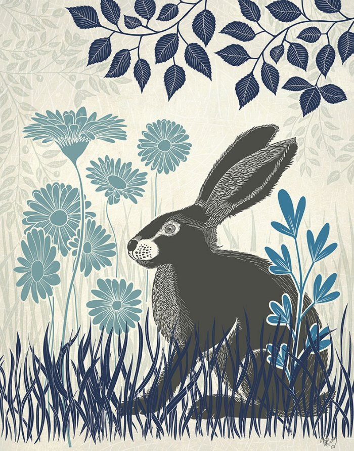 Country Lane Hare 3