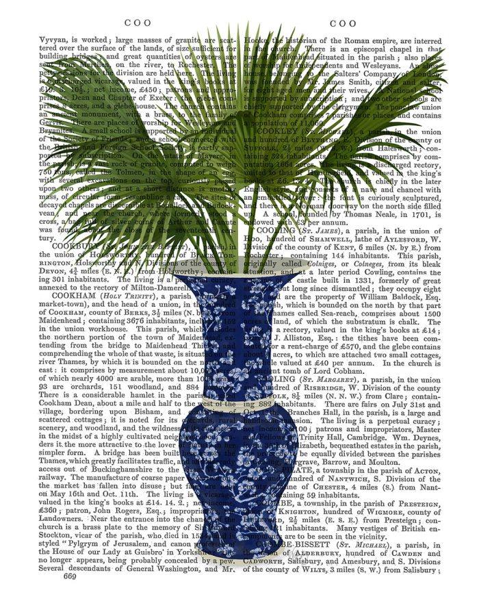 Chinoiserie Vase 8