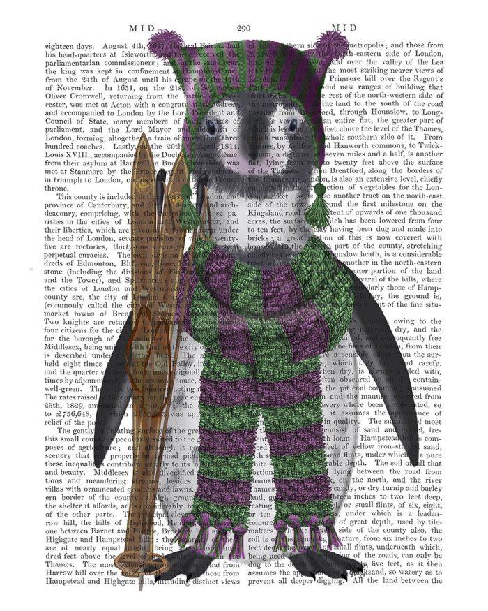 Penguin Skis
