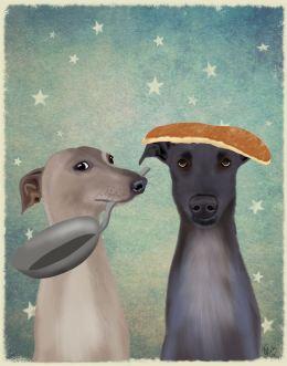Greyhound Pancake Day