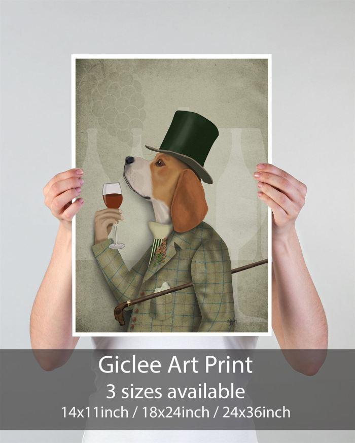 Wall art  Print 24x36in -